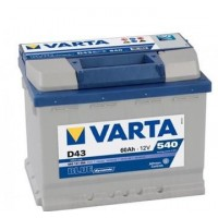 Varta Blue Dynamic 12V 60Ah 540A