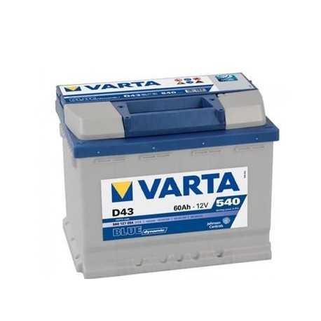 VARTA BLUE 12V/60Ah Ľ (D43)