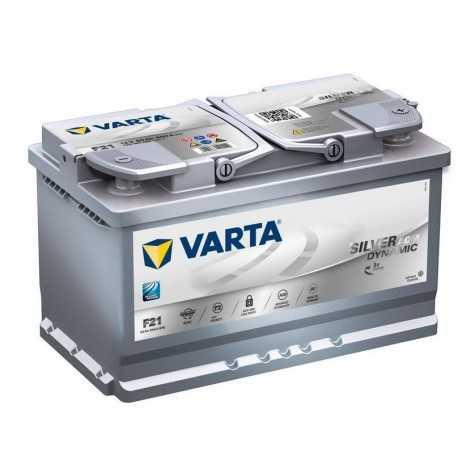 VARTA Silver AGM 12V/80Ah (F21)