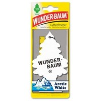 Osviežovač do auta WUNDER - BAUM- ARTIC WHITE