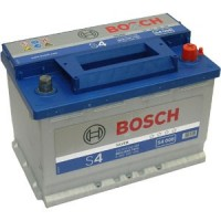 Bosch S4 12V 72Ah 680A Blue