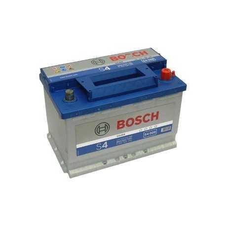 Bosch S4 007 12V/72Ah Blue