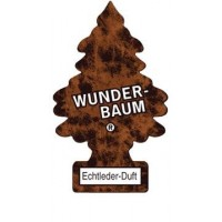 WUNDER - BAUM- ECHTLEDER DUFT