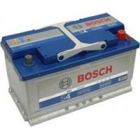 Bosch S4 12V 80Ah 740A Blue