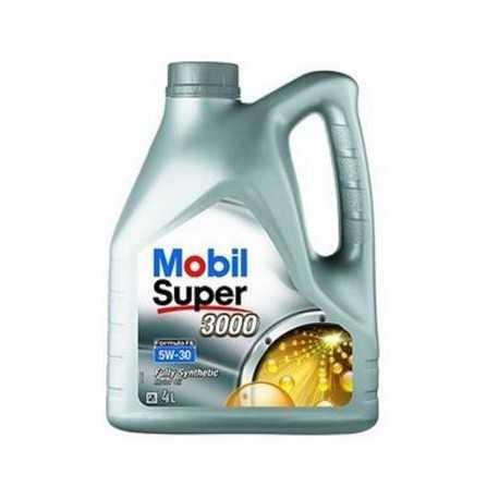 Motorový olej Mobil SUPER 3000 Formula FE 5W-30 4L
