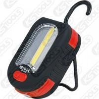 Dielenské ručné LED svietidlo POWER STRIPE, 3 W, KS TOOLS