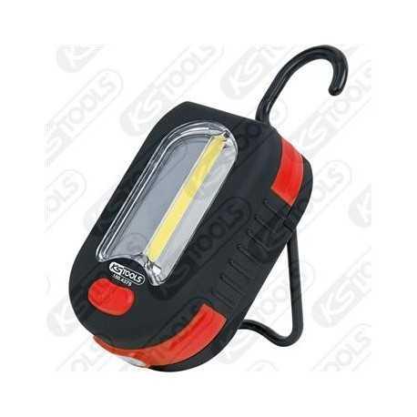 Mobilné dielenské ručné LED svietidlo POWER STRIPE, 3 W