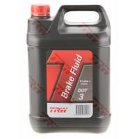 Brzdová kvapalina TRW DOT 3 5L