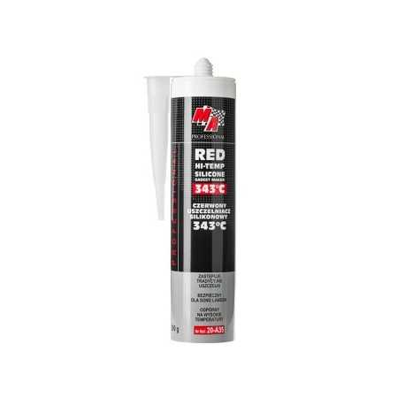 Silikónový tmel (Hi-Temp) - Red 290g