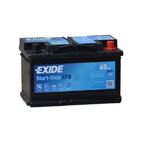 Exide ECM 65Ah/12V (EL 652) 720A
