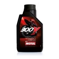 Motul 300V FL Road Racing 15W-50 1L
