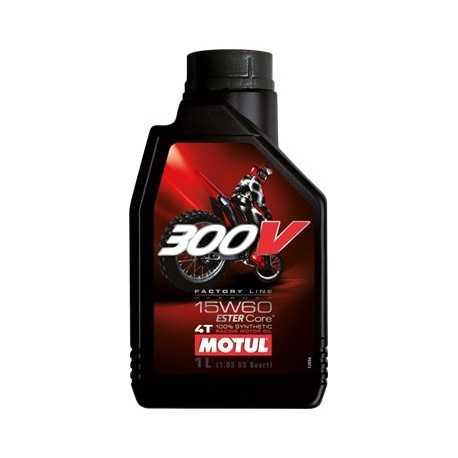 Motul 300V OFF ROAD 15W-60 1L