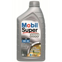 Motorový olej Mobil SUPER 3000 XE 5W-30 1L