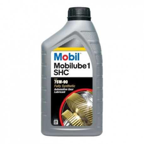 Prevodový olej Mobil MOBILUBE 1 SHC 75W-90 1L