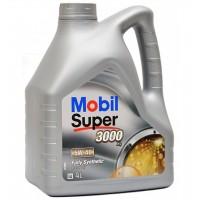Motorový olej Mobil SUPER 3000 X1 5W-40 4L