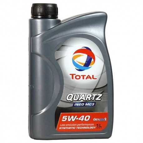Total QUARTZ INEO MC3 5W-40 1L