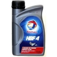 Brzdová kvapalina Total HBF 4 0,5L