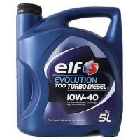 Elf Evolution 700 Turbo Diesel 10W-40 5L