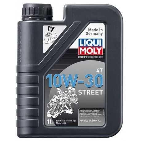 Liqui Moly 2526 Motorový olej Racing 4T 10W-30 1L