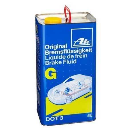 Brzdová kvapalina ATE DOT 3 5L
