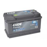 EXIDE premium 12V/85Ah (EA852)