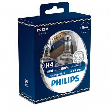 Žiarovka 12V H4 60/55W Philips RACINGVISION