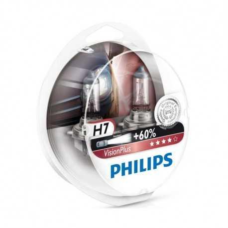 Žiarovka 12V H7 Philips VP 60% 2ks