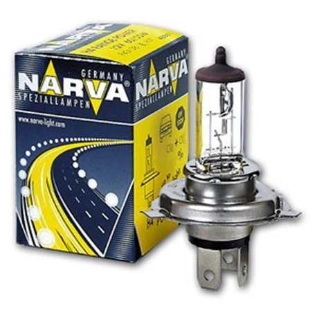 NARVA 48881 - H4 (HB2) 12 V 60/55 W P43T