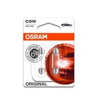 OSRAM ORIGINAL C5W, 12V, 5W