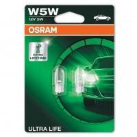 OSRAM ULTRA LIFE C5W, 12V, 5W 1pár