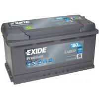 EXIDE premium 12V/100Ah (EA1000)