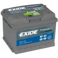 Exide Premium 12V 47Ah 450A EA472