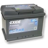 EXIDE premium 12V/61Ah (EA612)