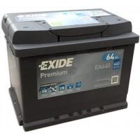 Exide Premium 12V 64Ah 640A EA640