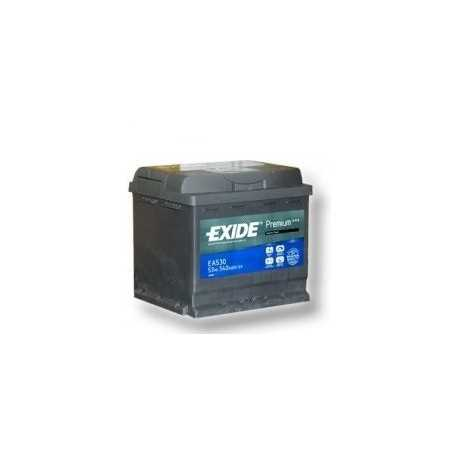 EXIDE Premium 12V/53Ah (EA530)