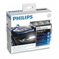 Svetlá denného svietenia DRL Philips Daylight 9
