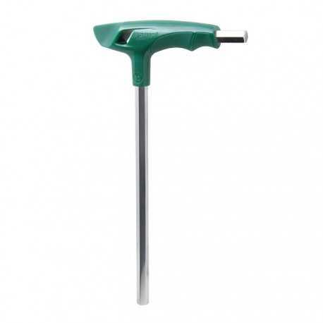 Kľúč imbusový s T rukoveťou 4MM SATA