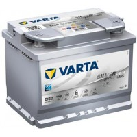 Varta Silver AGM 12V/60Ah 680A