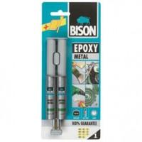 BISON Epoxy Metal 24ml - Tekutý kov