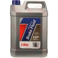 Brzdová kapalina DOT4 - ESP 5l