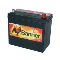 Banner Power Bull 12V 45Ah 390A (P4523)
