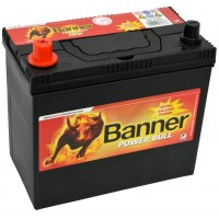 Banner Power Bull 12V 45Ah 390A (P4524)