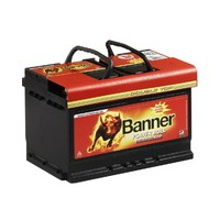Banner Power Bull 12V 72Ah 670A (P7209)