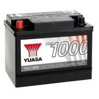 Yuasa YBX1000 12V 70Ah 570A (YBX1072)