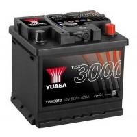 Yuasa YBX3000 12V 50Ah 420A (YBX3012)
