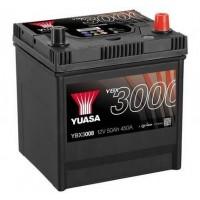 Yuasa YBX3000 12V 50Ah 450A (YBX3008)