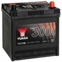Yuasa XBX3000 12V50Ah 400A (YBX3108)