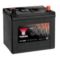 Yuasa YBX3000 12V 60Ah 450A (YBX3005)