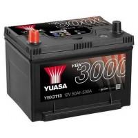 Yuasa YBX3000 12V 50Ah 530A (YBX3113)