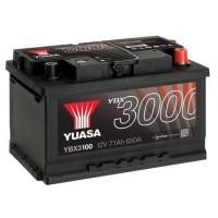 Yuasa YBX3000 12V 71Ah 650A (YBX3100)